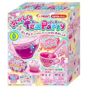 HEART OKASHI NA TEA PARTY