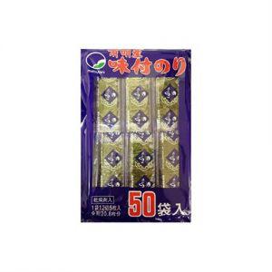 日本MATSUTANI 海苔 50包