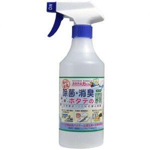 日本汉方研究所SUPER SHELL贝壳粉除菌消臭除臭喷雾 500ml