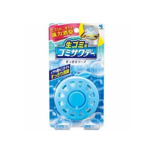 日本KOBAYASHI小林制药厨房垃圾桶专用除臭芳香贴皂香