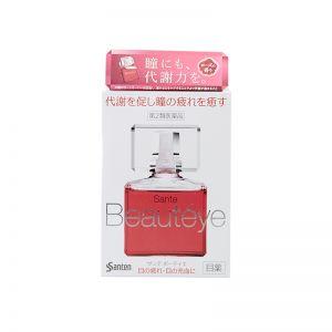 日本SANTEN参天制药 FX眼药水 清凉滴眼液优质玫瑰 清凉度3 12ml