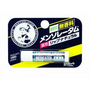 日本MENTHOLATUM曼秀雷敦 纯净药用护唇膏 4.5g