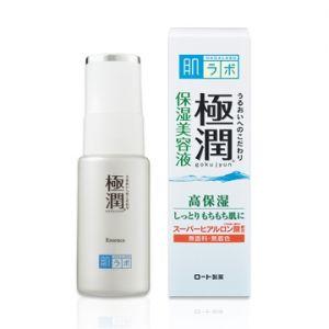 日本ROHTO乐敦 肌研极润 高保湿美容液 30g