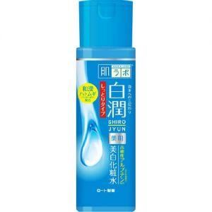 日本ROHTO乐敦 肌研 美白保湿化妆水 滋润型 170ml