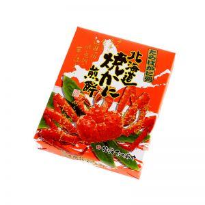 日本HOKKAIDO北海道帝王蟹煎饼 18枚