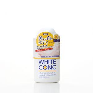 日本WHITE CONC 维C药用全身美白沐浴露 #葡萄柚香 360ml