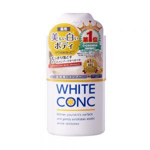 日本WHITE CONC 维C药用全身美白沐浴露 #葡萄柚香 150ml