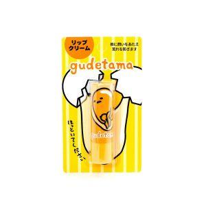 日本GUDETAMA 懒懒蛋护唇膏 #蛋黄哥 单件入
