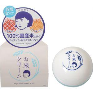 日本ISHIZAWA LAB石泽研究所 毛孔隐形大米保湿面霜 30g