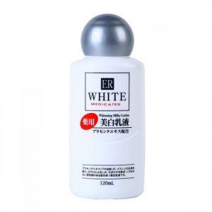 日本DAISO 大创药用美白乳液 120ml