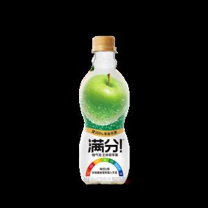 元气森林 满分王林青苹果微气泡水 380ML