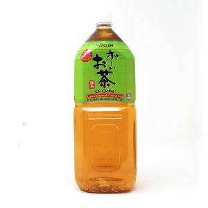 日本ITOEN伊藤园 OI OCHA绿茶 2L