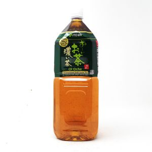 日本ITOEN伊藤园 OI OCHA浓郁绿茶 2L