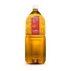 日本ITOEN黄金乌龙茶 2L