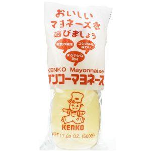 日本KENKO 蛋黄酱美乃滋 500G