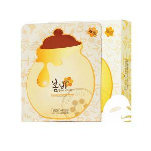 韩国PAPA RECIPE 春雨 蜜罐蜂蜜面膜10片入 美白保湿滋润