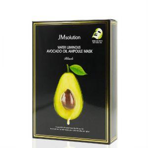 JMSOLUTION Water Luminous Avocado Nourishing In Oil Mask 10pc