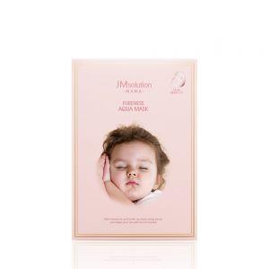 韩国JM婴儿保湿活力面膜 10片装 睡眠宝宝 保湿补水滋润肌肤