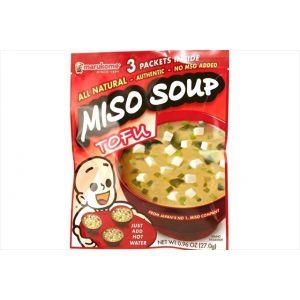 日本MARUKOME 豆腐味噌汤 3份 27G