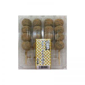 日本WADAMATA 黄豆粉团子 4串 184G